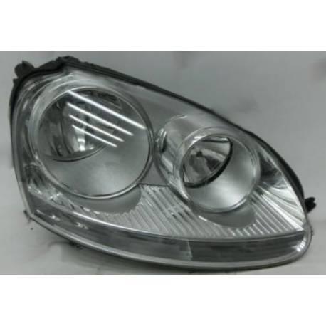 Optique / Double projecteur avant passager pour VW Golf 5 / Jetta ref 1K69410006P / 1K6941030P