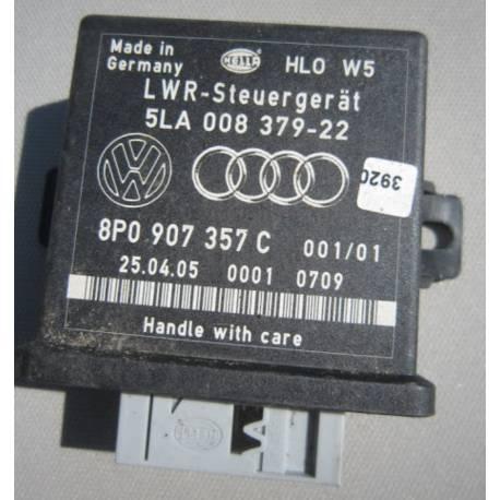 Calculateur de réglage auto portée de projecteur pour Audi ref 8P0907357 / 8P0907357C / 8P0907357J / 8P0907357L / 8P0907357M