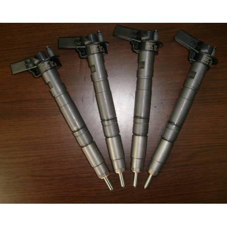 4 injecteurs pour 2L TDI ref 03L130277 / 03L130855X / Ref Bosch 0445116030 / 0445116029 / 0445116005 / 0445116004