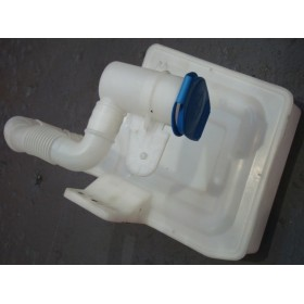 Réservoir bocal de lave-glace pour Audi A3 8P ref 1K0955453S