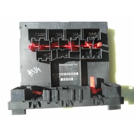 Organe de commande de réseau de bord ref 1K0937049S / 1K0937049M / 3C0937049K / 3C0937049L / 3C8937049AB