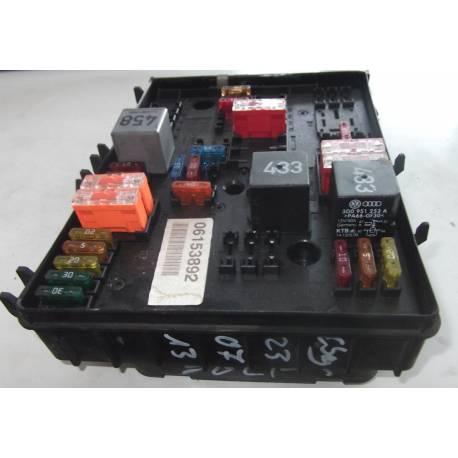 central electrics for engine bay ref 1K0937124H / 1K0937124K