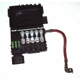 Boite à fusibles / Porte-fusible ref 1J0937550AB / 1J0937617D