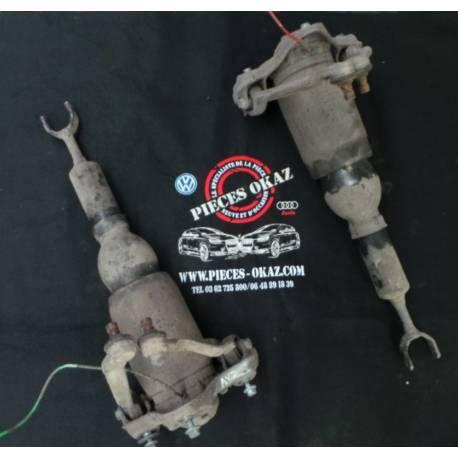 2 amortisseurs avant hydraulique à gaz pour Audi A6 Allroad ref 4Z7413031A / 4Z7616051D