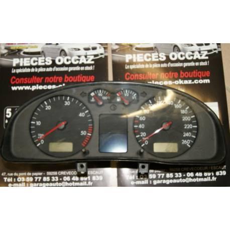 Compteur / combiné porte-instruments Motometer ref 3B0920822A / 3B0920822AX
