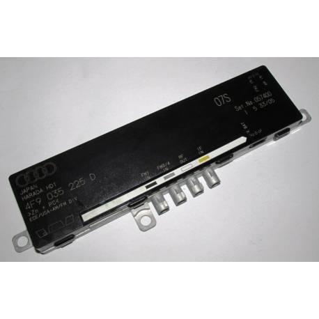 Amplificateur d'antenne pour Audi A6 4F ref 4F9035225D