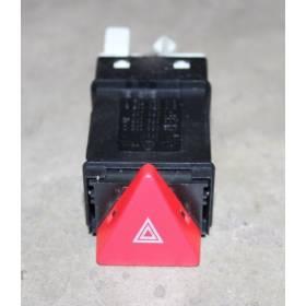 Bouton commodo de feux de détresse warning pour VW Lupo / Polo 6N2 / transporter ref 6N0953235 / 6N0953235B