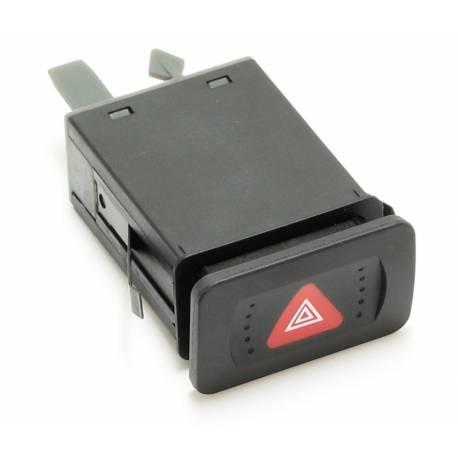Bouton feu de détresse / Warning pour VW Golf 4 / Bora ref 1J0953235 / 1J0953235C / 1J0953235F / 1J0953235J