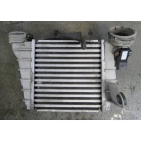 Radiateur d'air de suralimentation intercooler turbo pour 1L9 TDI 130 cv ref 6Q0145804 / 6Q0145804B / 6Q0145804E