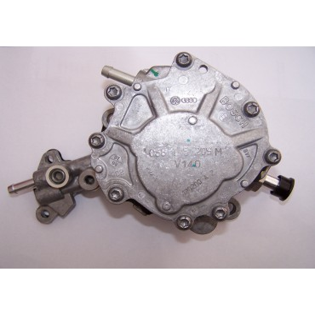 Pompe à carburant et pompe à dépression / pompe tandem ref 038145209M / 038145209N