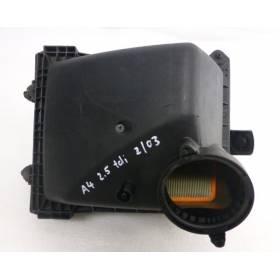 Boite à air pour Audi A4 2L5 V6 TDI ref 059133837AA