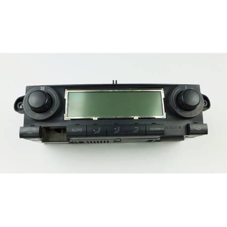 unite d'affichage et commande avec calculateur pour climatiseur ref 6L0820043 / 6L0820043A / 6L0820043B / 6L0820043E