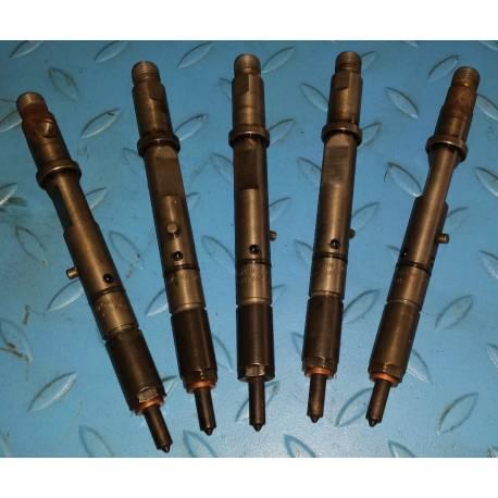 Lot de 5 injecteurs 2L5 V6 TDI 180 cv ref 059130201D / 0432133805