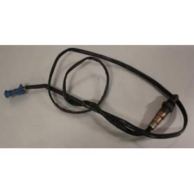 Sonde lambda / Capteur de température d'échappement pour Peugeot 607 2L2 essence en aval ref 0258006029