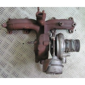 Turbo 1L9 TDI 105 cv ref 038253016R / 038253010P / 038253056G / 03825356GX