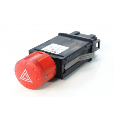 Bouton feu de détresse / Warning pour Audi TT 8N ref 8N0941509 / 8N0941509A / 8N0941509B