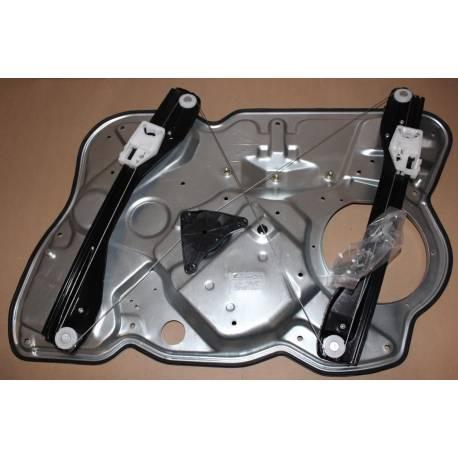 Mécanisme lève-vitre conducteur pour Skoda Octavia 1Z ref 1Z1837461