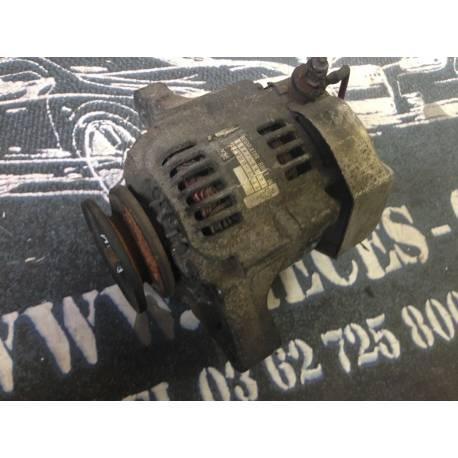 Alternateur Denso 40 Ampères 12 volts pour voiture sans permis ref 15881-64201