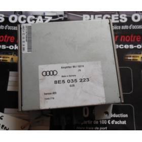 Amplificateur pour Audi A4 ref 8E5035223