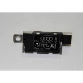 Amplificateur d'antenne pour Audi A3 8P ref 8P4035225B