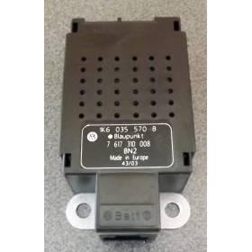 Filtre pour haut parleur pour VW Golf 5 / Golf Plus / Jetta ref 1K6035570B / 1K6035570F / 5M0035570B