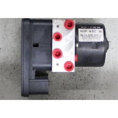 Bloc ABS pour Mini Cooper ref 3451 6760268 / 34.51 6 760 268 / 6760269