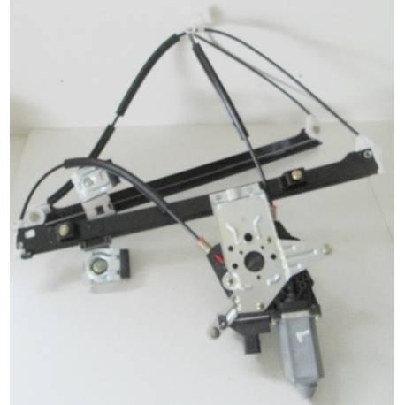Mécanisme lève-vitre conducteur + Moteur pour VW Lupo 3 portes ref 6X0959802B
