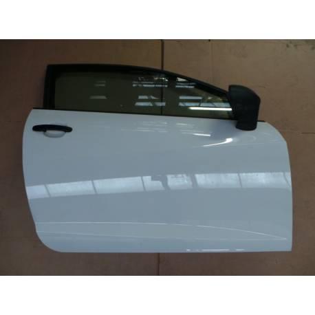 Porte avant passager modèle 3 portes pour Seat Ibiza 6J ref 6J3831056