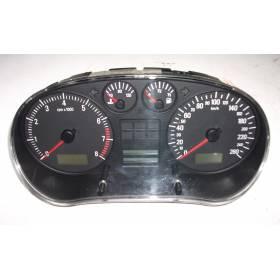 Compteur / combiné porte-instruments pour Seat Toledo ref 1M0919880S / 1M0919880SX