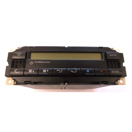 Unité de commande d'affichage pour climatiseur / Climatronic pour VW  ref 1J1907044 / 1U1907044A