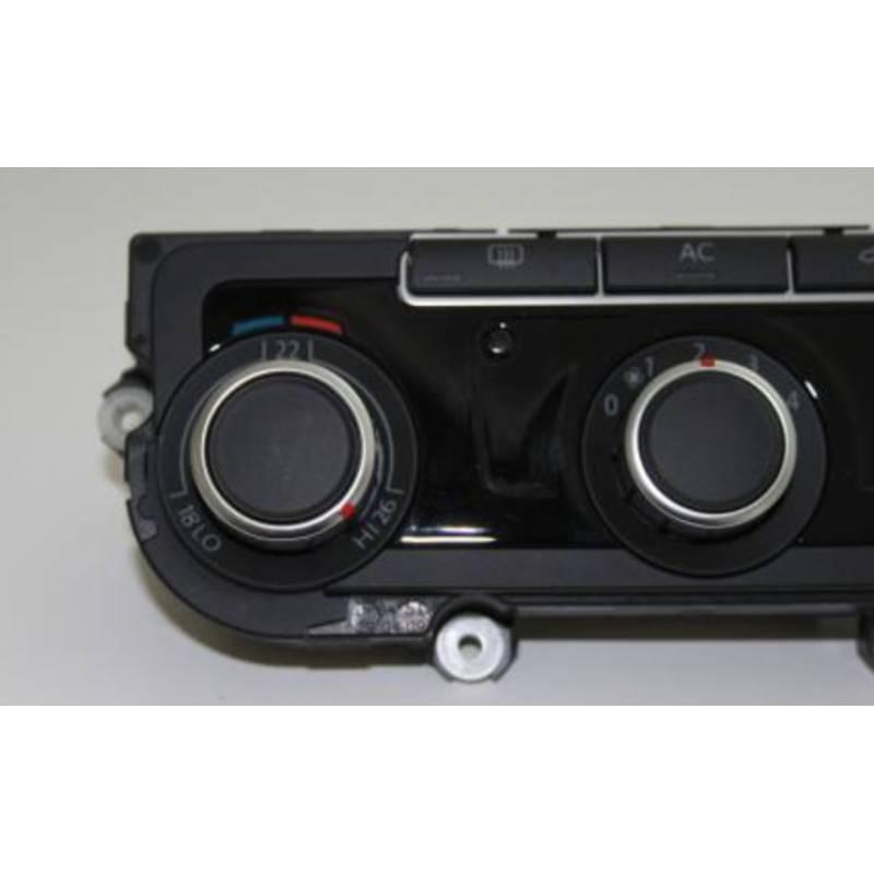 unit de commande d 39 affichage climatiseur climatronic pour vw ref 3c8907336h 3c8907336ab. Black Bedroom Furniture Sets. Home Design Ideas