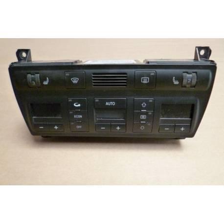 Unité de commande d'affichage pour climatiseur / Climatronic pour Audi A6 ref 4B0820043J / 4B0820043AF