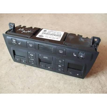 Unité de commande d'affichage pour climatiseur / Climatronic pour Audi A6 ref 4B0820043S / 4B0820043L / 4B0820043AH