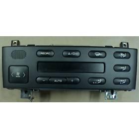 Unité de commande d'affichage pour climatiseur / Climatronic pour Peugeot 406 ref 9630231877