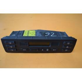 Unité de commande d'affichage pour climatiseur / Climatronic pour BMW E46 ref 64.116916882