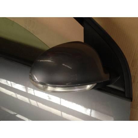 Rétroviseur passager pour VW Golf 5 coloris gris titane / United grey code peinture LA7T