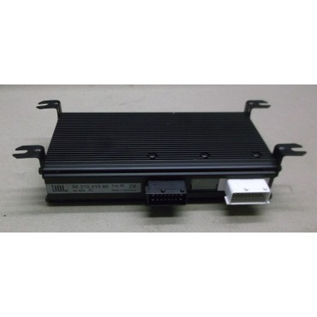 Amplificateur JBL pour Peugeot 607 / Citroen C5 ref 9631041580