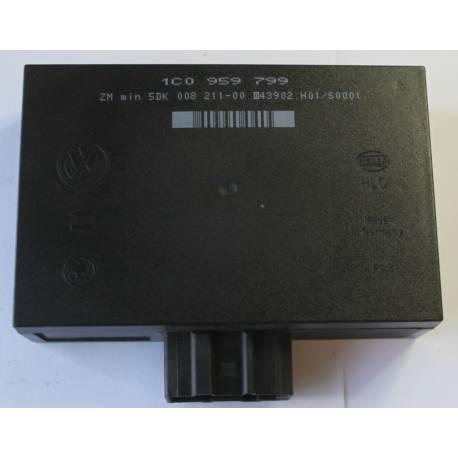 Boitier confort / Commande centralisée pour système confort ref 1C0959799