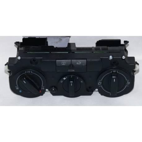 Unité de commande d'affichage pour climatiseur / Climatronic pour VW ref 1K0820047CB / 1K0820047JN