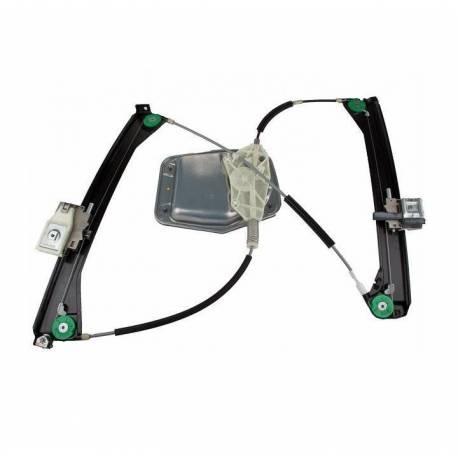 Mécanisme lève-vitre conducteur sans moteur pour VW Eos ref 1Q0837461E / 1Q0837461F/ 1Q0837461G