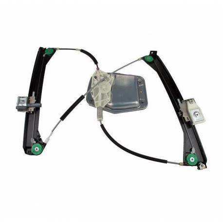 Mécanisme lève-vitre passager sans moteur pour VW Eos ref 1Q0837462E / 1Q0837462F/ 1Q0837462G