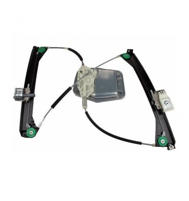 Mechanism of window winder passenger side without motor for VW Eos ref 1Q0837462E / 1Q0837462F / 1Q0837462G