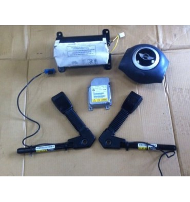 Ensemble d'airbag / Module de sac gonflable pour Mini Cooper / Mini One