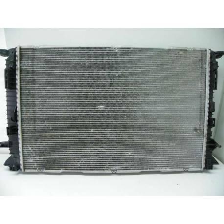 Refroidisseur de réfrigérant avec radiateur d'huile pour Audi A4 / A5 / Q5 V6 boite automatique ref 8K0121251Q / 8K0121251AA