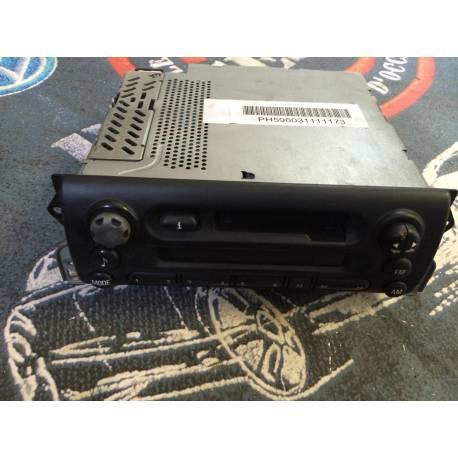 Autoradio K7 pour BMW / Mini Cooper / Mini One ref 6512 6921593-01