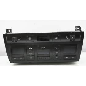 Unité de commande d'affichage pour climatiseur / Climatronic pour Audi A6 4B0820043S / 4B0820043L / 4B0820043AH B98