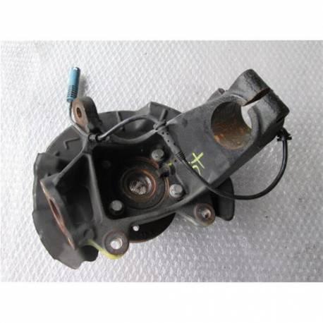 Fusée / Palier de pivot avant gauche pour Mini Cooper / Mini One R50 / R52 / R53 ref 31 21 6 757 497 / 31216757497