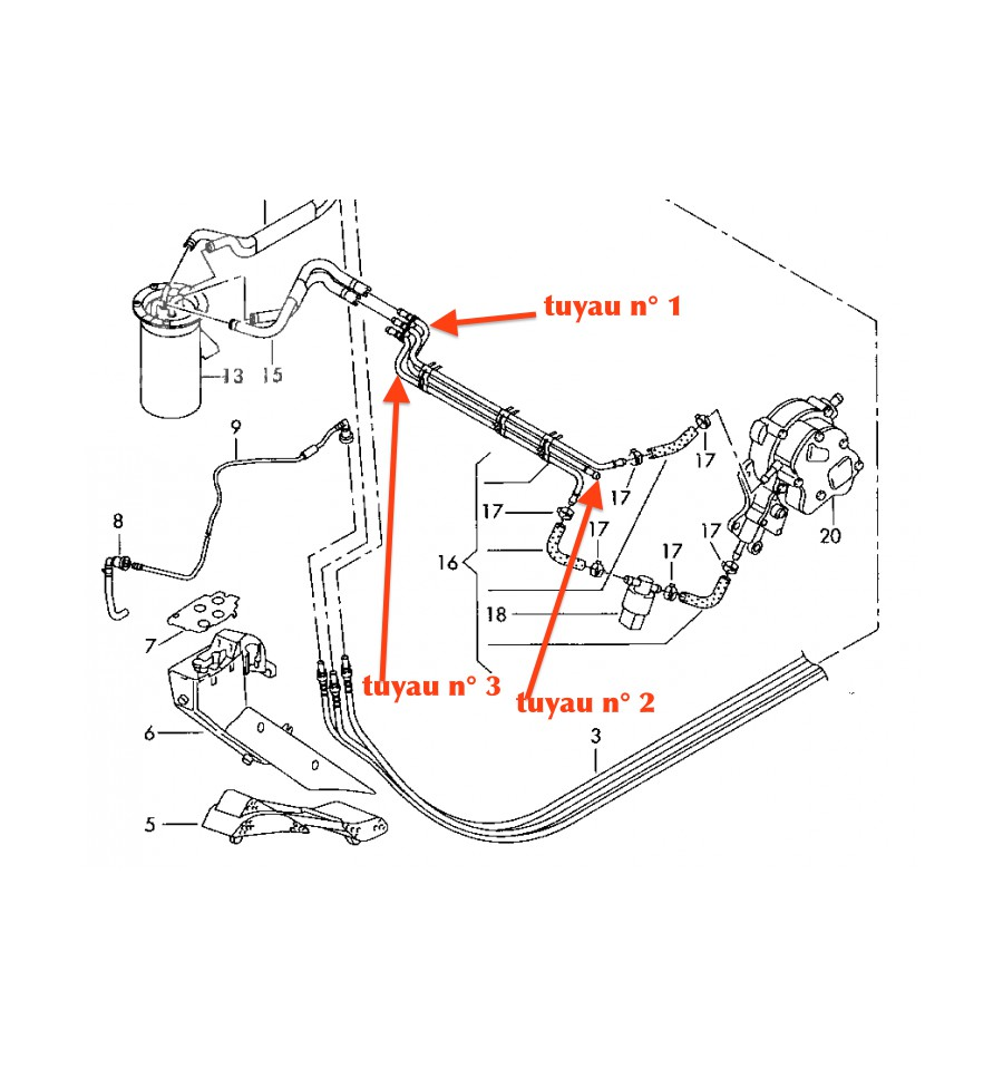 kubota injector pump diagram