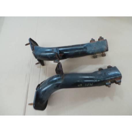 Fixation de pare-chocs avant pour Mini Cooper / Mini One R50 / R52 / R53 ref 31116757911 / 31116757912