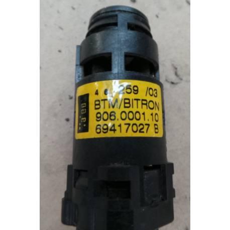 Sonde / Palpeur de température pour climatronic pour Mini Cooper / Mini One ref 64 11 1 499 313 / 906.0001.10 / 69417027 B